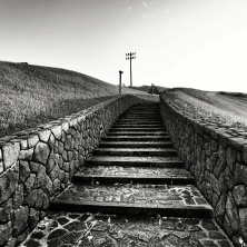 The path is set; I walk by faith